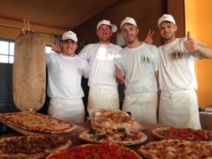 corso pizzaiolo a roma certificato