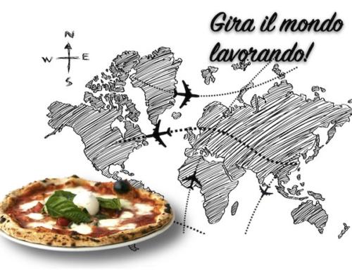 Lavorare all'estero come Pizzaiolo