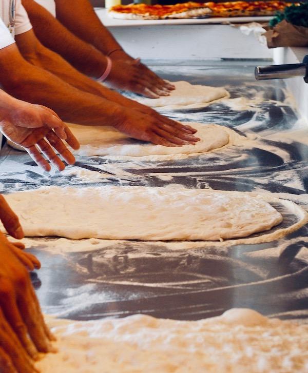 Corso Pizzaiolo Professionale Con Qualifica Internazionale INP Istituto Nazionale Pizzaioli Scuola Pizzaioli